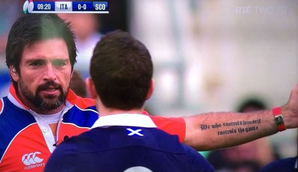 Steve Walsh Tattoo