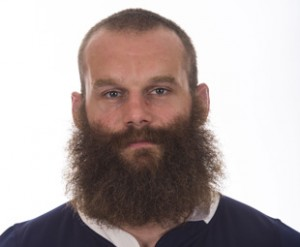 Geoff Cross Beard