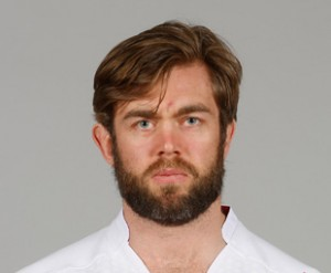 Geoff Parling beard