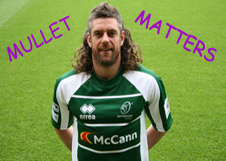 Greatest Rugby Mullets
